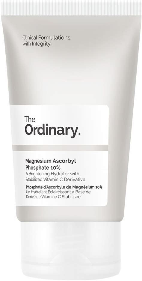 The Ordinary Alpha Lipoic Acid 5 30ml Sp the ordinary magnesium ascorbyl phosphate 10