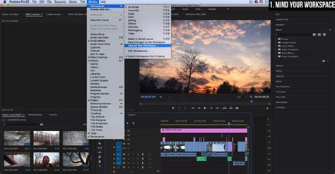 designtaxi editor watch five adobe premier hacks to speed up your video