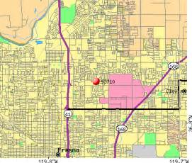 Fresno Zip Code Map by 93710 Zip Code Fresno California Profile Homes