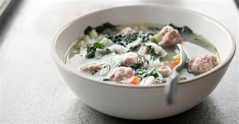 Italian Wedding Soup   Best Ina Garten Chicken Recipes