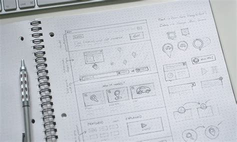 sketchbook dot grid best resources for sketching grid based wireframes hongkiat