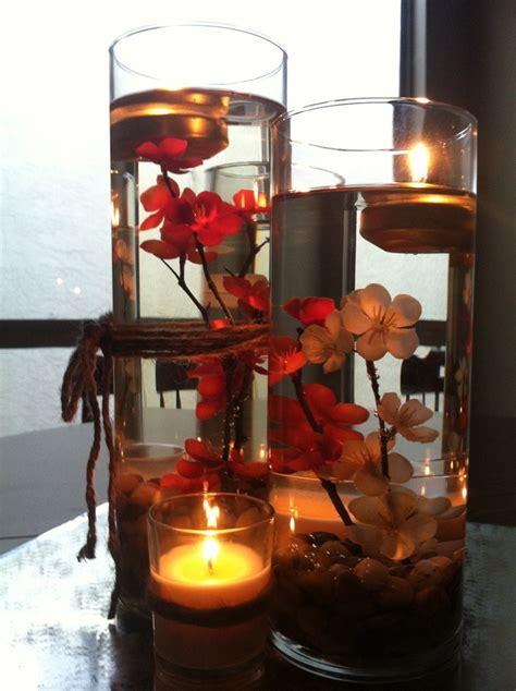 do tea lights float diy floating tea light centerpieces wedding ideas