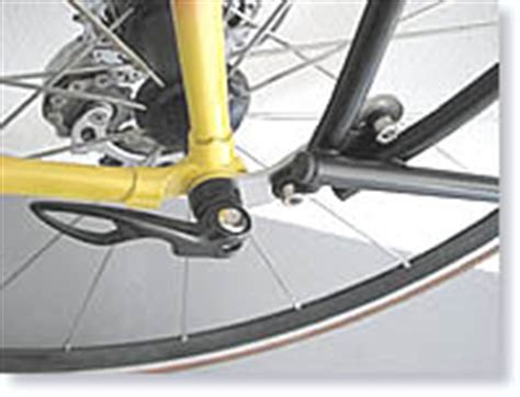 bike forums adding a rear rack bike has no eyelets
