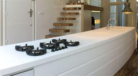 corian kunststoff kunststof keukenblad voorlichtingsburo wonen