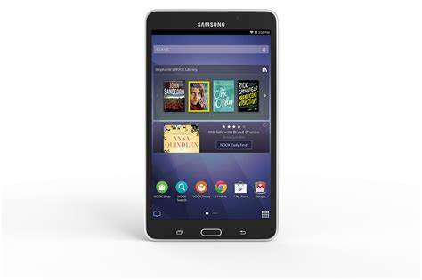 Samsung Galaxy Tab 4 samsung galaxy tab 4 nook released for 179