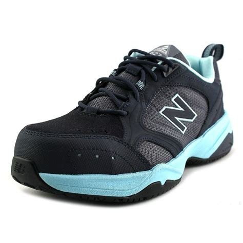 womens black athletic shoes new balance wid627 black sneakers athletic