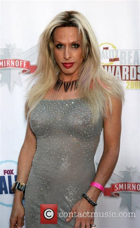 10 celebs no one knew were trans alexis arquette the reality awards at the avalon theater