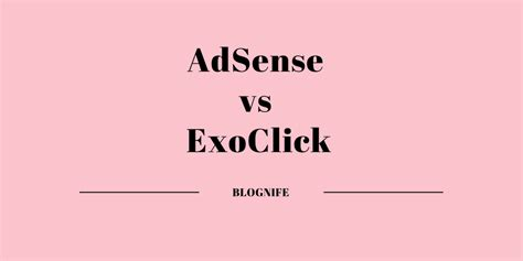 Adsense Cpm Rates | adsense vs exoclick cpm rates payments and earnings