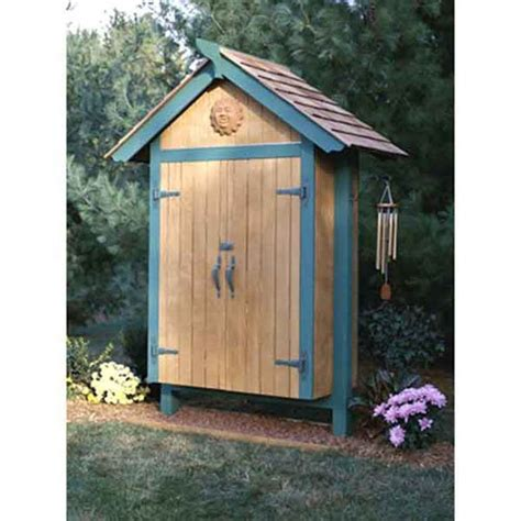 mini garden shed downloadable woodworking plan how to books