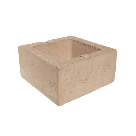 decorative concrete blocks home depot 397 12 in x 4 in x