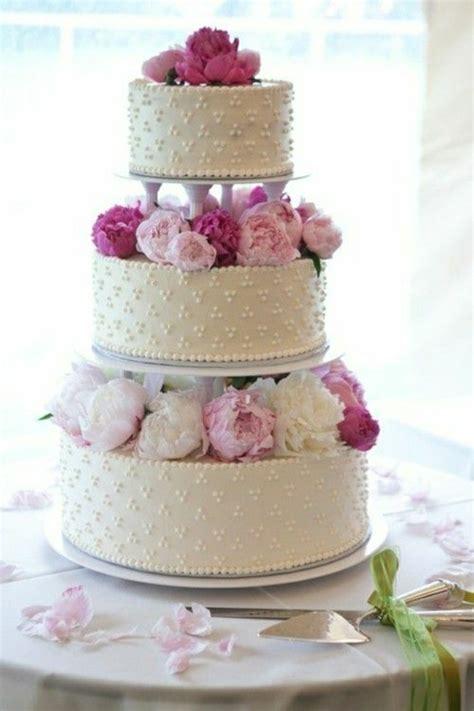 Dekoration Hochzeitstorte by Dekoration Mit Pfingstrosen 60 Bezaubernde Ideen