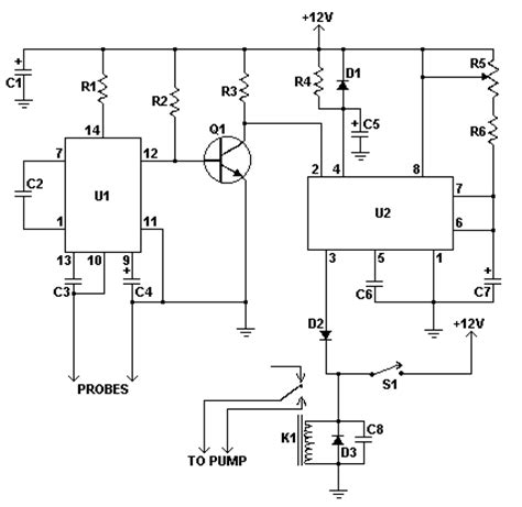 blower door basics part 1 prep setup water detector with sump bilge controller