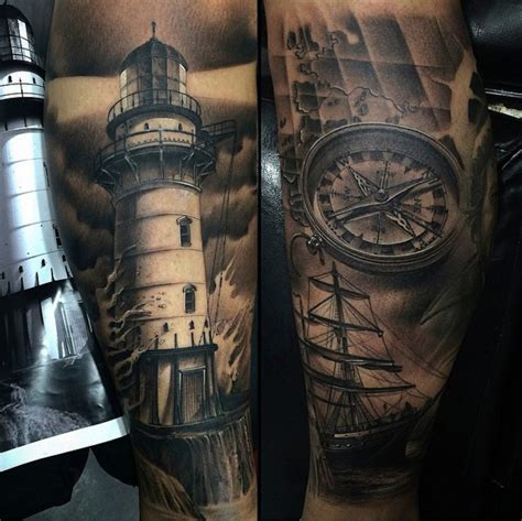 light house tattoo pin by katiria on ink tatoo and tatting