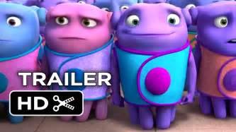o home home official trailer 2 2015 jim parsons rihanna