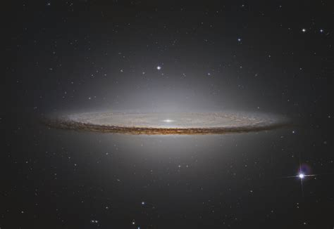 sombrero galaxy sombrero galaxy hubble pics about space