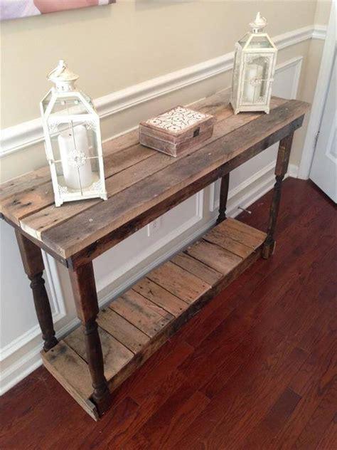 build diy diy hallway table plans  plans wooden table