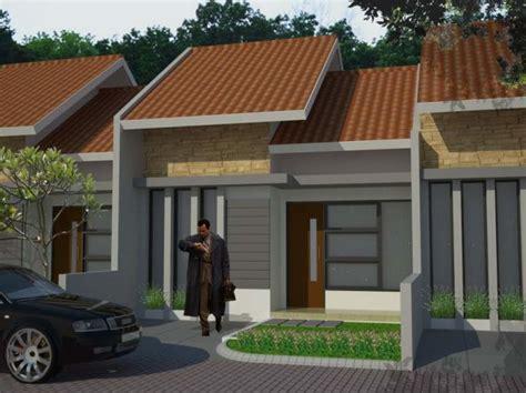 desain dapur ekonomis rumah minimalis 1 lantai 6 desain rumah yang nyaman dan