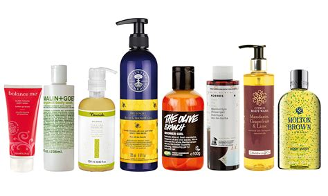 best shower gels refreshing shower gels and style the guardian