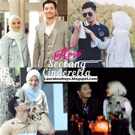 film malaysia hero seorang cinderella drama hero seorang cinderella astro ria