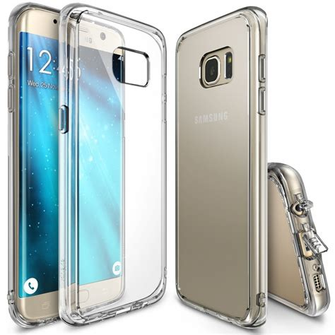 Rearth Ringke Fusion Galaxy S7 Edge Original Hardcase Back Cover jual rearth samsung galaxy s7 edge ringke fusion view indonesia original harga murah