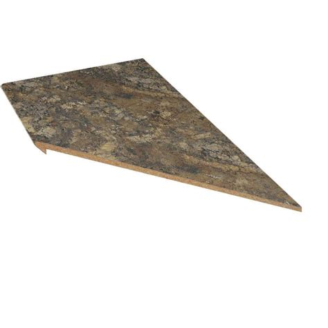 Roll On Laminate Countertop by Hton Bay Tiburon 72 In Single Roll Right Miter