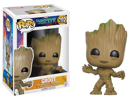 Guardians Of The Galaxy 2 Funko Toddler Baby Groot Figure toddler groot spearheads guardians of the galaxy vol 2