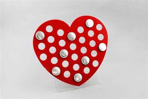 porta cialde nespresso porta cialde capsule di caffe a forma di cuore rbt