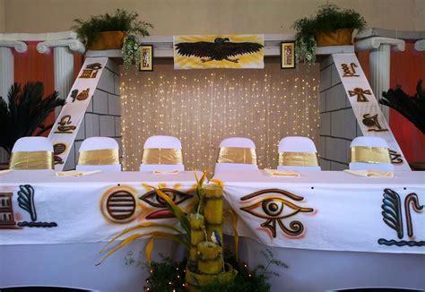 Egyptian Wedding Decor   Portfolio Picks   Egyptian