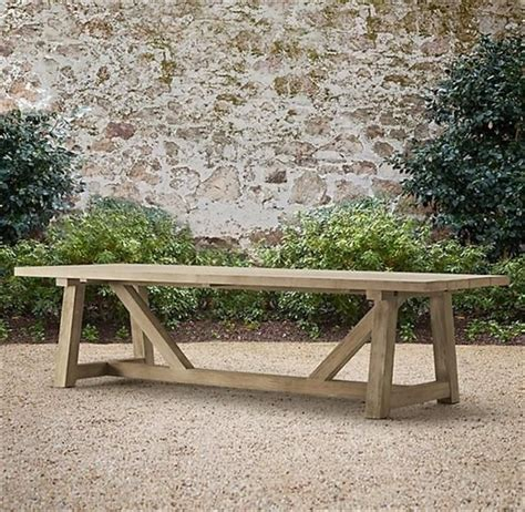 11 patio table 17 best ideas about outdoor tables on garden