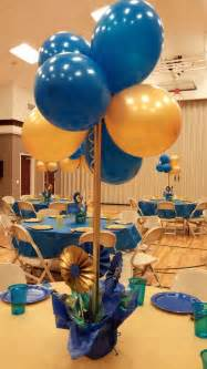 Blue And Gold Banquet Ideas » Home Design 2017