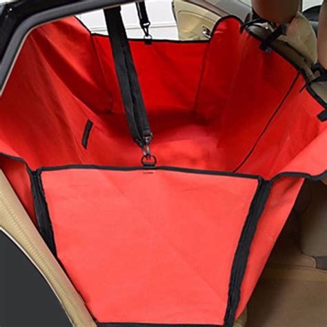 pet car seat hammock aliexpress buy ls4g pet car seat cover for rear