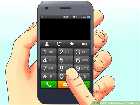 Tax Return Tracker Phone Number 3 Ways To Track Your Tax Refund Wikihow