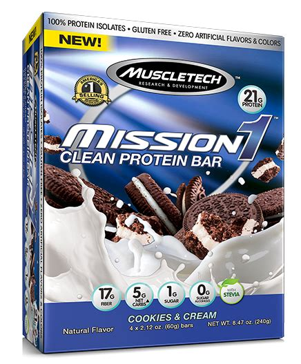 clean protein the revolution that will reshape your mission1 clean protein bar muscletech