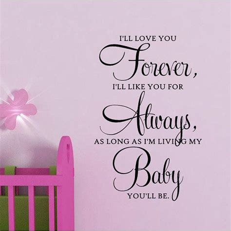 Baby Vinyl Wall Quotes 123 best images about crafts vinyl tile on