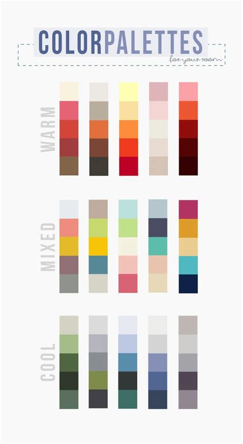 color palete how to choose a color palette that won t drive you