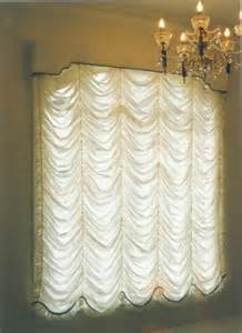White Valances For Windows How To Make Festoon Blinds Home Sweet Home