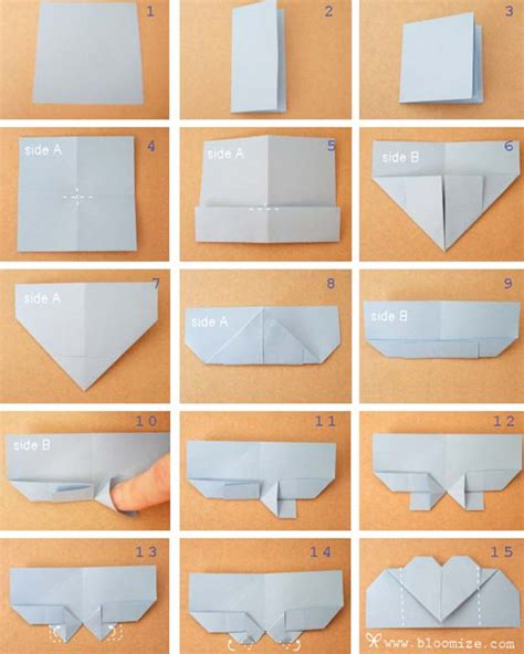 Steps For Paper - 40 best diy origami projects to keep your entertained today