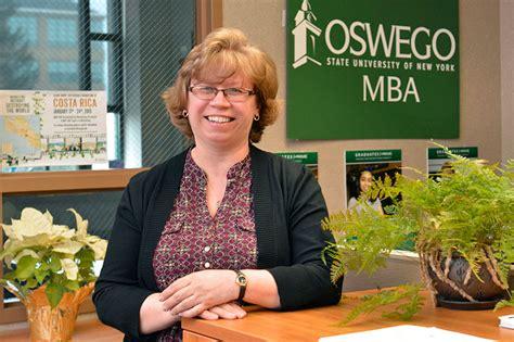 Oswego Mba Admissions by Spotlight Darlene Tynan Suny Oswego News Events