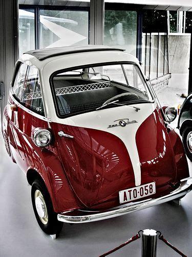 Motorrad In Garage Versichert by Die Besten 25 Bmw Isetta Ideen Auf Pinterest Kleinwagen