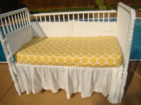 Yellow Fitted Crib Sheet by Fitted Crib Sheet Yellow Geometric Baby By