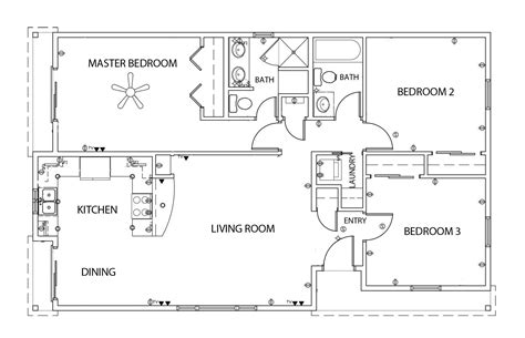 house plans no garage best 1200 square foot house plans studio design gallery best design