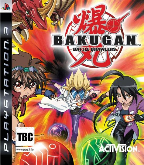 bakugan battle brawlers bakugan battle brawlers ps3 review any