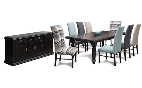 avanti dining room suite united furniture outlets
