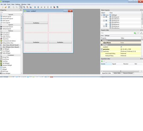 qt designer grid layout add row python 3 x pyqt5 designer grid layout breaks when