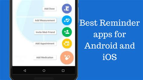 best android reminder app best reminder apps for android and ios hackersof