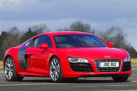 audi r8 price in uk audi r8 coupe from 2007 used prices parkers