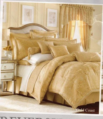 Where To Get Cheap Bedding Sets The Most Stylish Gold Comforter Sets King Attractive