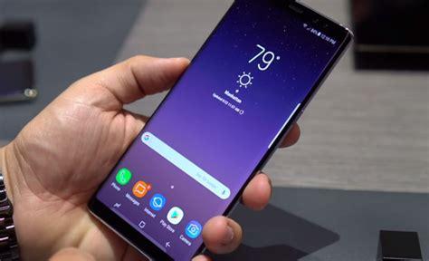 Android Oreo Ireland by Finally Unlocked Galaxy Note 8 Receiving Android 8 0 Oreo