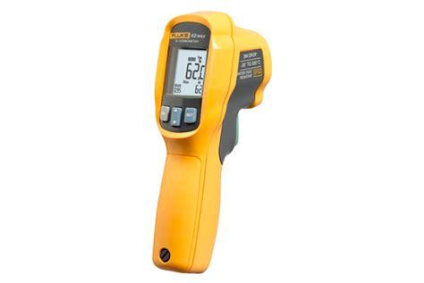 Fluke 62max Infrared Thermometer T1310 3 fluke 62 max infrared thermometer