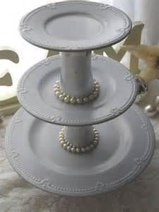 3 tier wedding cake stand wedding cake cupcake stand 3 tier server or jewelry display